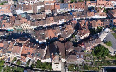 La cité médiévale d'Orbe