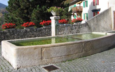 La carrière des fontaines du Grand Chanay de Croy