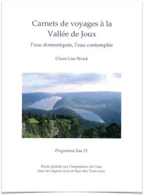 Carnets de voyages à la Vallée de Joux