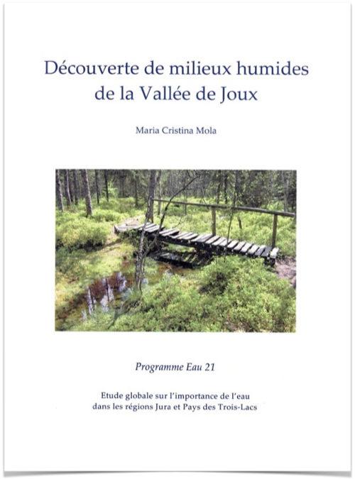 Découverte de milieux humides de la Vallée de Joux