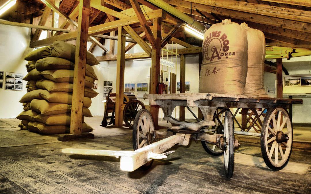 Moulin Rod: dernière saison au musée